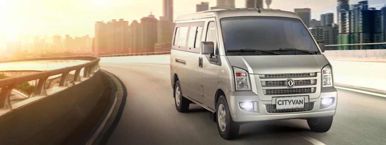 Cityvan: el vehículo de trabajo perfecto para cumplir tus metas