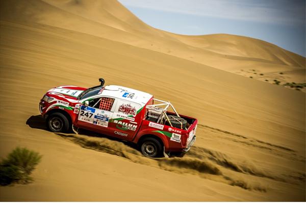 Los mejores hitos de nuestro equipo de Rally de la mano de la Pickup Rich